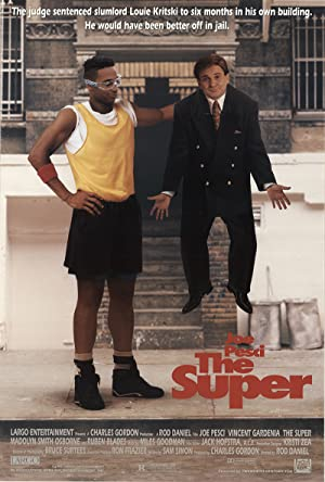 Permalink to Movie The Super (1991)