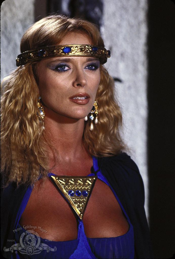 Sybil Danning in Hercules (1983)