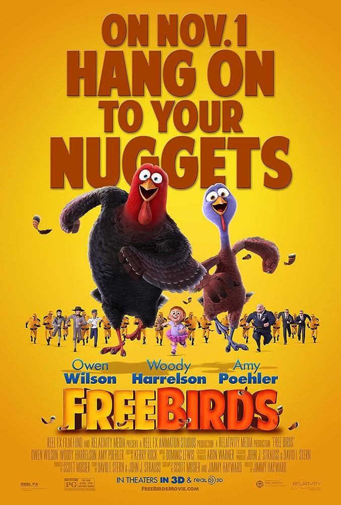 Free Birds (3D) download