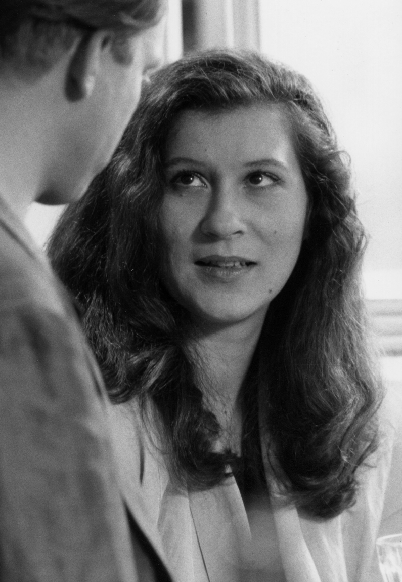 Eva Mattes and Ulrich Tukur in Felix (1988)