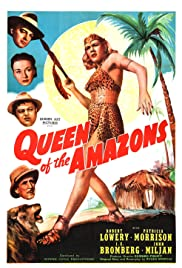 Queen of the Amazons Poster
