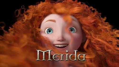 """Brave Stories: Merida"""