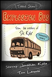 Explosion Bus Poster