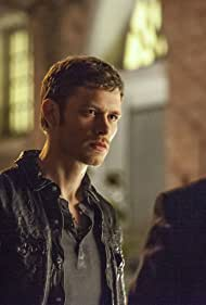 Daniel Gillies and Joseph Morgan in The Vampire Diaries (2009)
