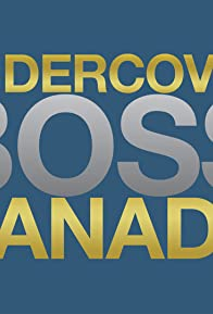 Primary photo for Undercover Boss Canada
