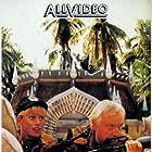 Karl-Otto Alberty and Barbara Valentin in Die Insel der blutigen Plantage (1983)