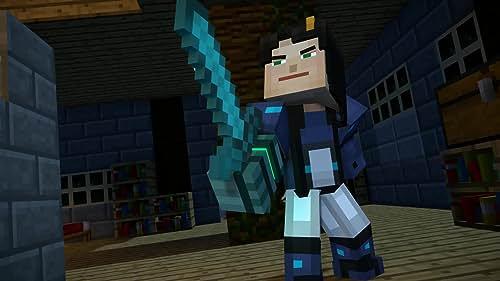 Minecraft: Story Mode: Season 2: Season Finale: Above And Beyond (Uk)