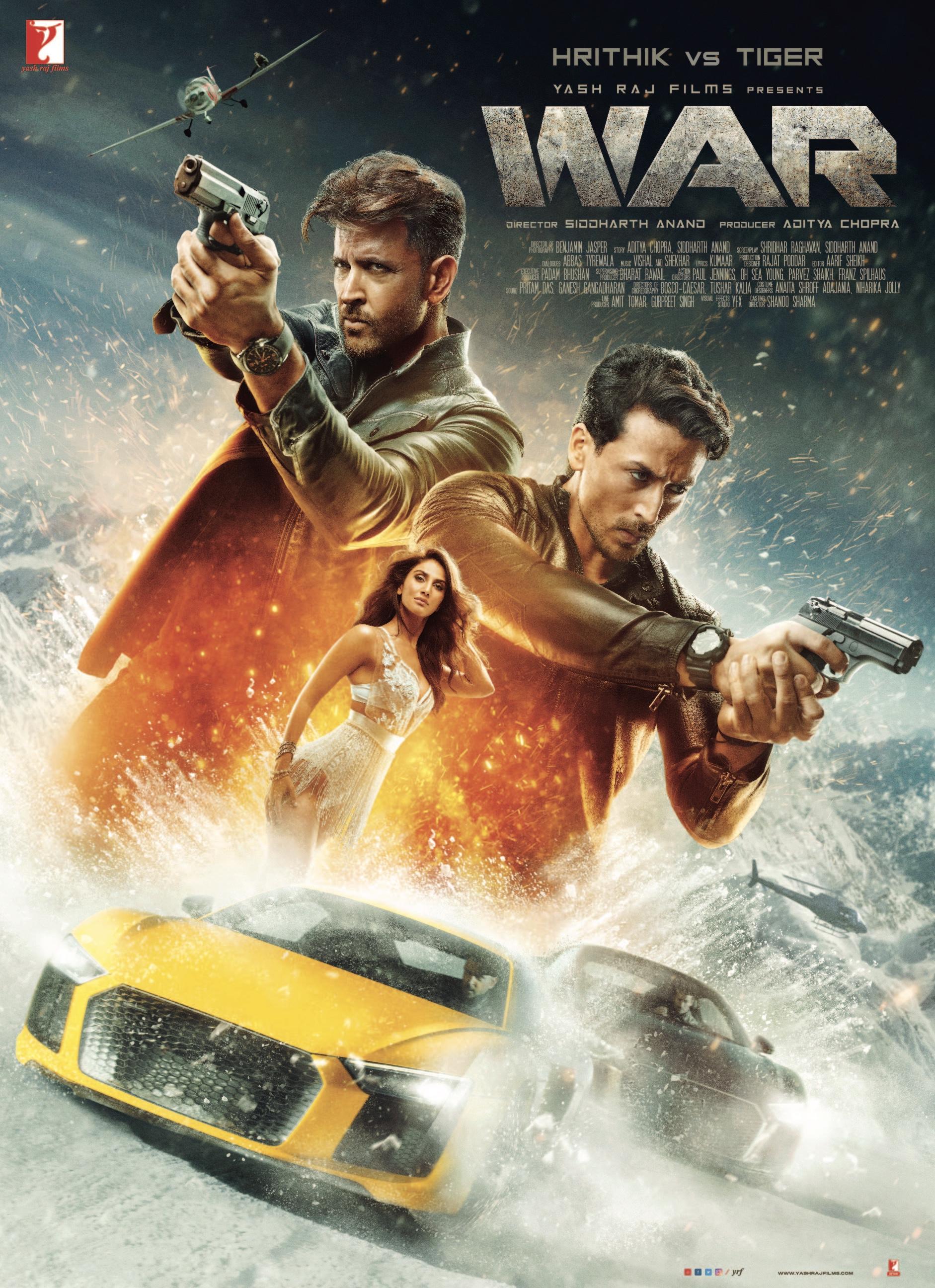 War (2019) - IMDb