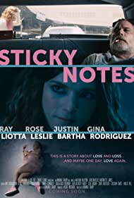 Ray Liotta, Rose Leslie, and Carmen Tonry in Sticky Notes (2016)