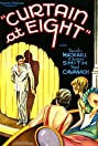 Curtain at Eight (1933) Poster