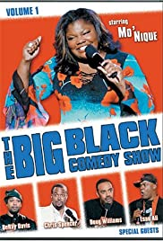 The Big Black Comedy Show, Vol. 1 Poster