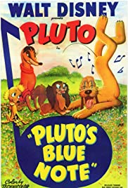 Pluto's Blue Note Poster