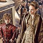 Peter Dinklage and Sophie Turner in Game of Thrones (2011)