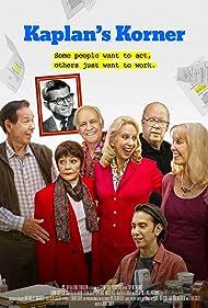 Jeanine Anderson, Sara Ballantine, Steve Nevil, Robert Pine, Marcia Rodd, Andrew Villarreal, and Steven Carter in Kaplan's Korner (2018)