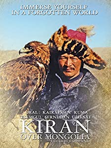 Legal movie downloads for free Kiran Over Mongolia USA [1920x1080]