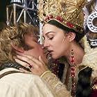 Matt Damon and Monica Bellucci in The Brothers Grimm (2005)