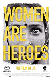 Women Are Heroes Poster