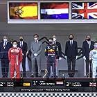Lando Norris, Carlos Sainz, and Max Verstappen in 2021 Monaco Grand Prix (2021)