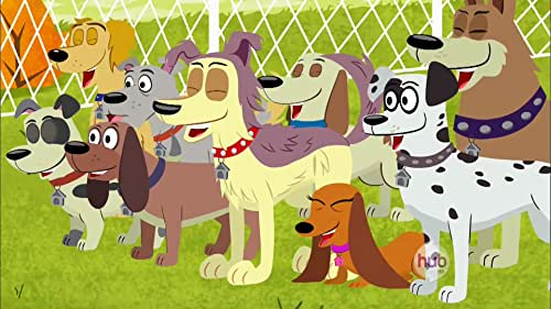 Pound Puppies: The General Is Coming