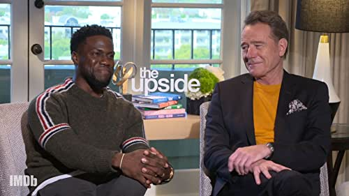 Bryan Cranston and Kevin Hart's Chemistry is Undeniable in 'The Upside'