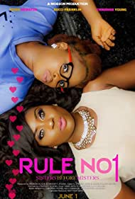Chinonso Young and Keira Hewatch in Rule number one (2018)