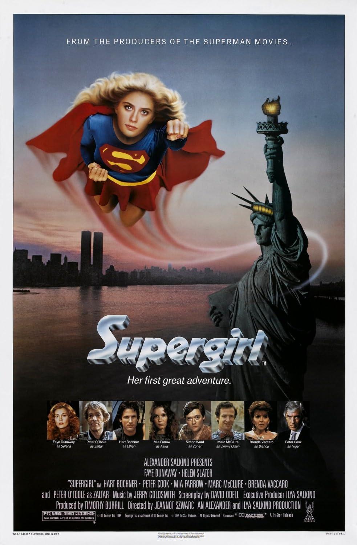 Supergirl (1984) Hindi Dubbed