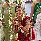 Amrita Singh, Alia Bhatt, and Arjun Kapoor in 2 States (2014)