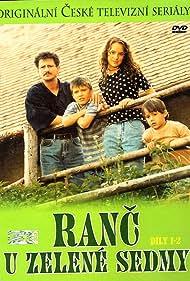 Miro Noga, Ivana Skarková, Marián Beník, and Pavel Zednícek in Ranc U Zelené sedmy (1996)