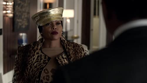 Empire: Cookie Catches Lucious In The Bathroom With Anika