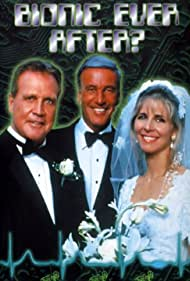 Lee Majors, Richard Anderson, and Lindsay Wagner in Bionic Ever After? (1994)