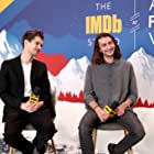 Ben Whishaw at an event for The IMDb Studio at Acura Festival Village (2020)