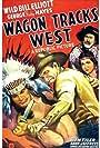 Bill Elliott, George 'Gabby' Hayes, Anne Jeffreys, and Tom Tyler in Wagon Tracks West (1943)
