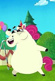 Bounce Away, Unicorn! Poster