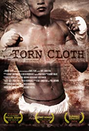 Torn Cloth Poster