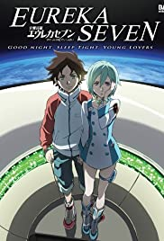 Psalms of Planets Eureka Seven: Good Night, Sleep Tight, Young Lovers Poster