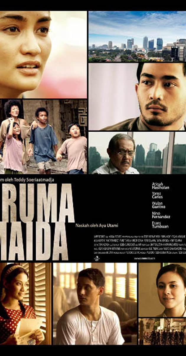 image poster from imdb - Ruma Maida (2009) • Movie