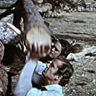 Dana Andrews and Victor Cutler in Canyon Passage (1946)