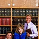 """L.A. Law"" Harry Hamlin, Jill Eikenberry, Corbin Bernsen 1987 ABC"