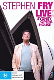 Stephen Fry Live at the Sydney Opera House Poster