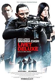 Matias Varela, Joel Kinnaman, and Malin Buska in Snabba cash - Livet deluxe (2013)