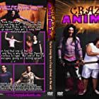 DVD art created by John Birmingham for his first feature film as an auteur, Crazy Animal.  The art was never used by the distribution company, Troma Entertainment, who released the movie with their own art in 2009.