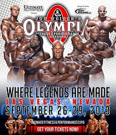 The 49th Annual Mr Olympia Tv Special 2013 Imdb
