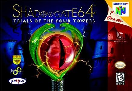 Nettsteder for å laste ned film av god kvalitet Shadowgate 64: Trials of the Four Towers [mpeg] [DVDRip]