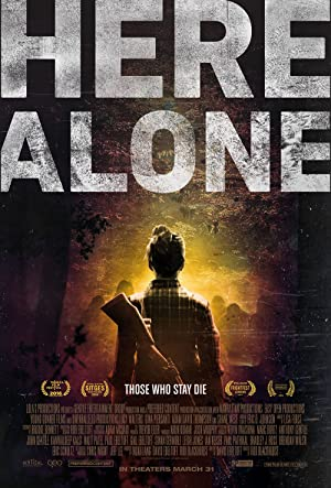 Movie Here Alone (2016)