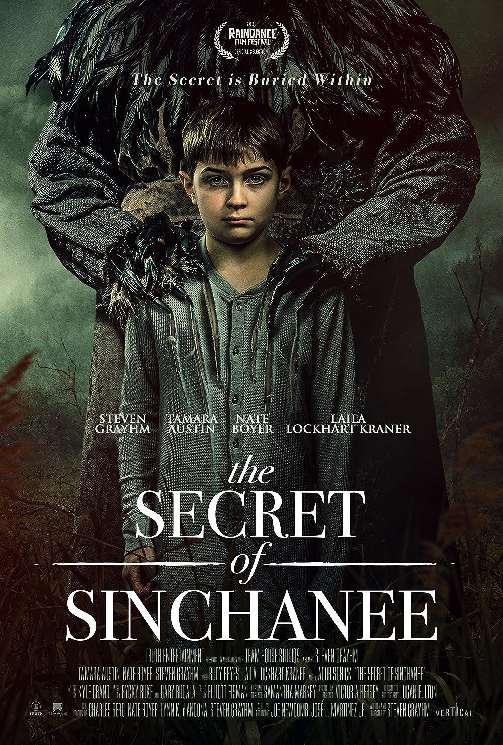 The Secret of Sinchanee 2021 English 480p HDRip 354MB Download