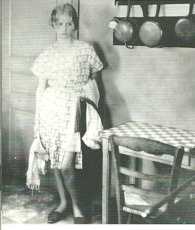 Danielle Darrieux in Panurge (1932)