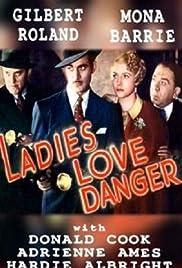 Ladies Love Danger Poster