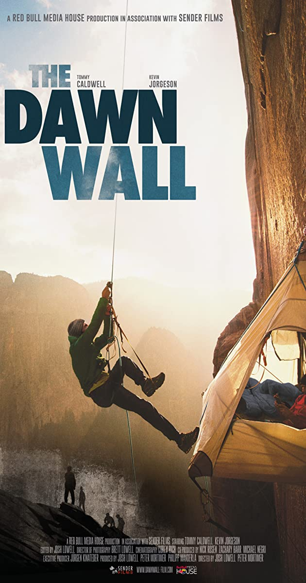Subtitle of The Dawn Wall
