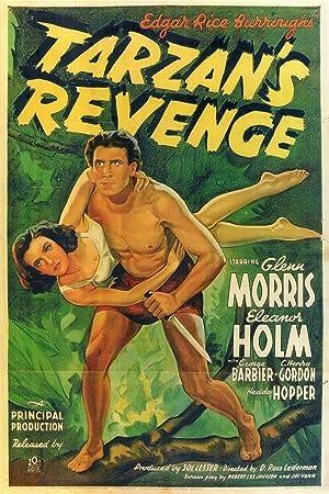 Where to stream Tarzan's Revenge