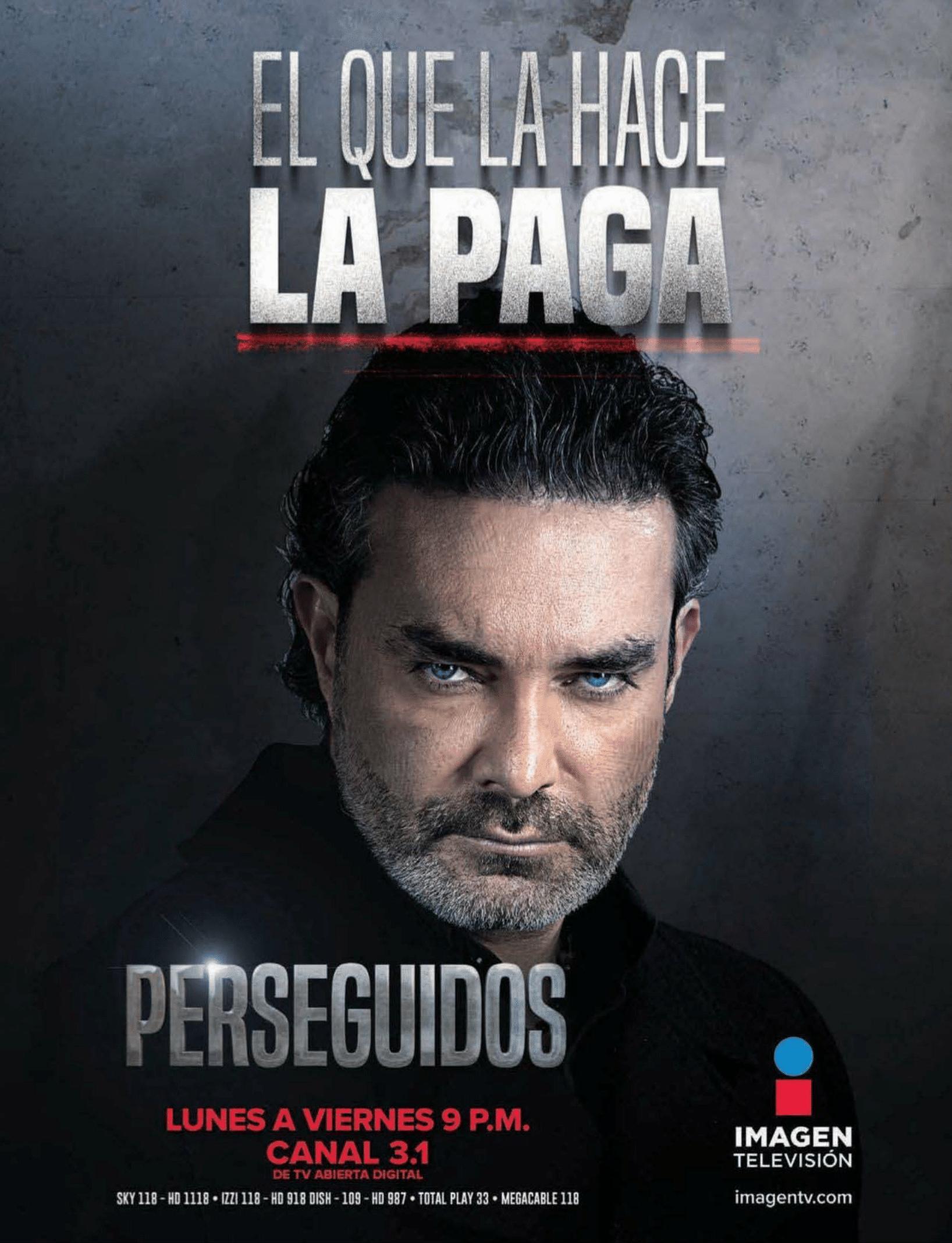 Perseguidos (TV Series 2016– ) - IMDb